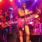 P-Funk in Argentina - Garry Shider & Shaunna Hall