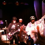 Yoshi's Oakland - George Clinton & Shaunna Hall