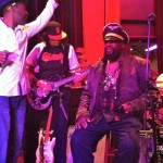 George Clinton & Shaunna Hall at Yoshi's SF