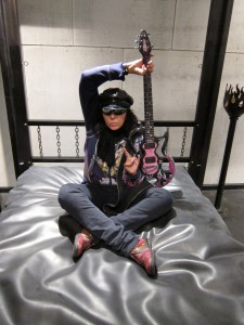 Shaunna Hall Portrait 2011 - Photo by Tchukon